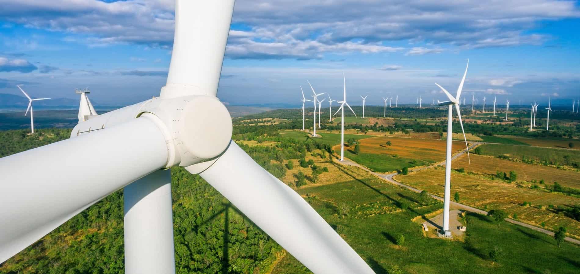 Ecopuro Thermoplastics Energy wind turbines