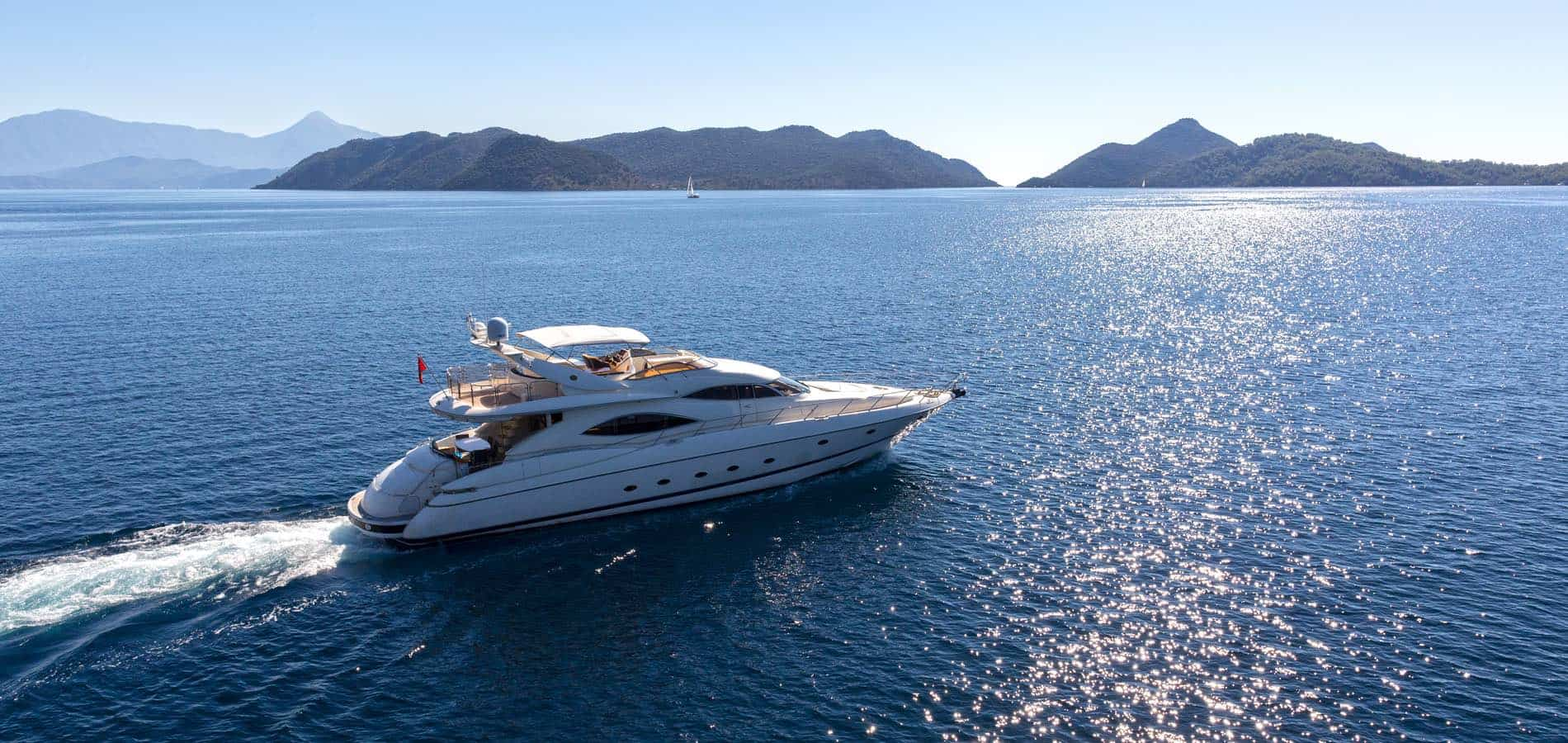 Ecopuro Thermoplastics Travel luxury yacht