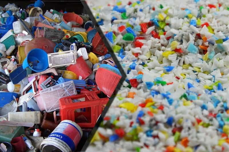 Ecopuro plastic recycle